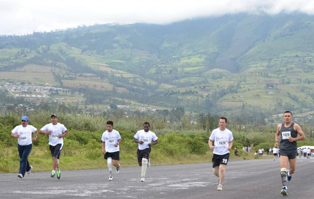 Los corredores