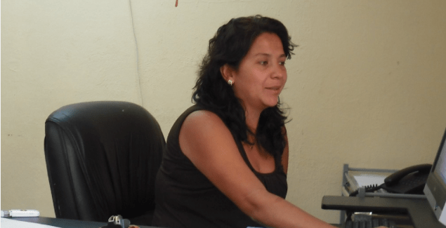 Patricia Reascos, Contadora