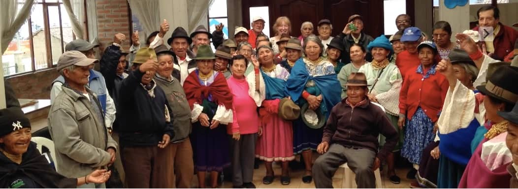 group of elders