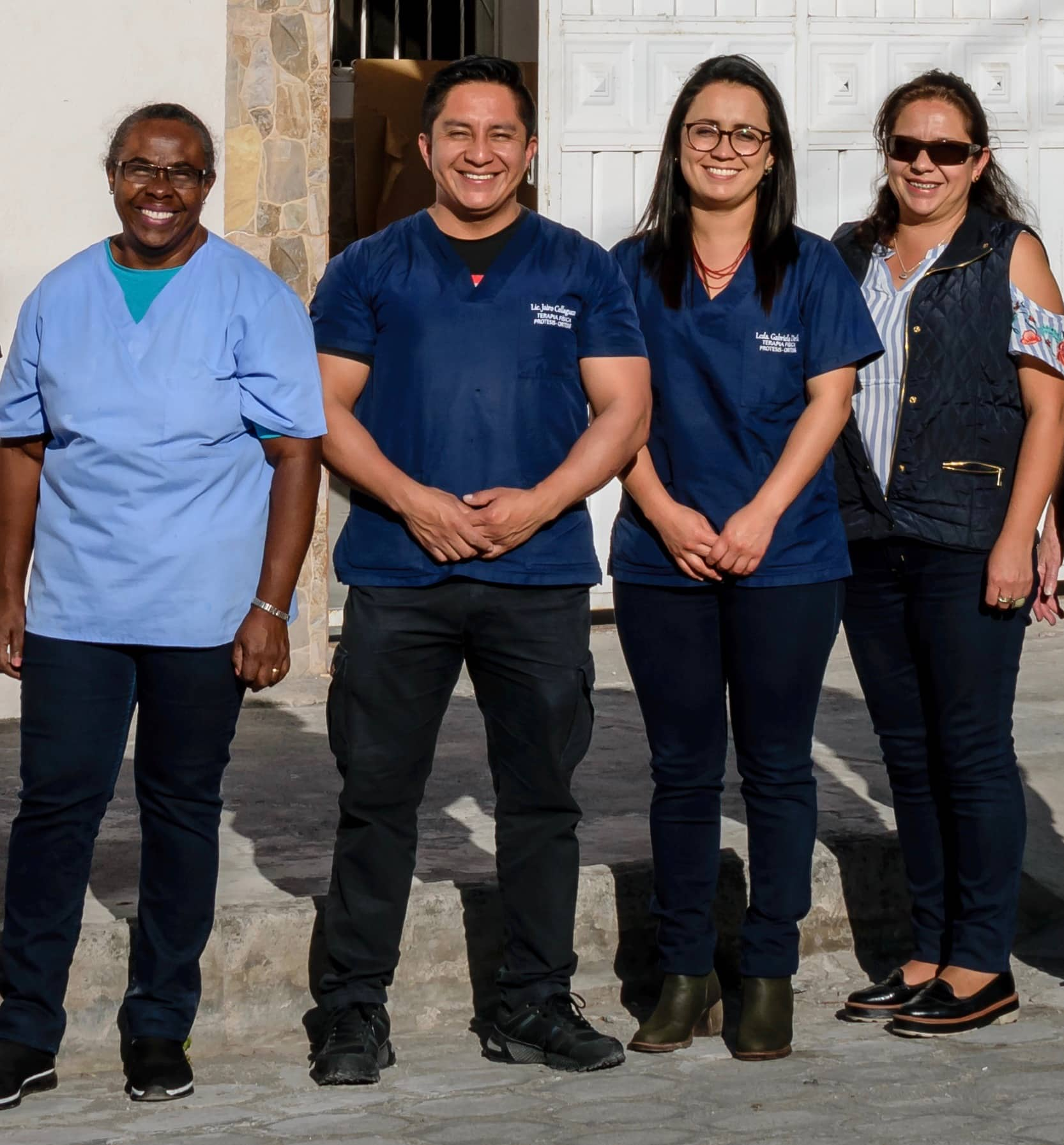 Protesis Imbabura Team